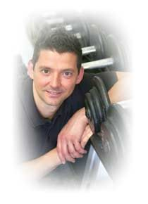 Cristian Ramis proprietor of Ramis Health and Fitness Studio