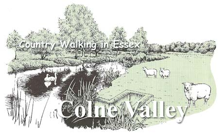 Country Walking in Essex - Colne Valley