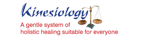 Kinesiology – a gentle system of holistic healing suitable for everyone.