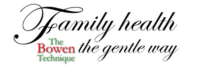 The Bowen Technique - Family health the gentle way