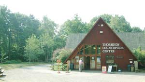 Thorndon Country Park Visitor Centre