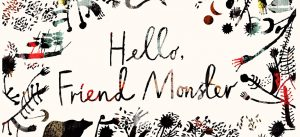 A NetPark feature: hello-friend-monster