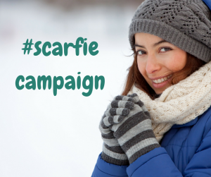 #scarfie campaign
