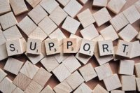 Support for you