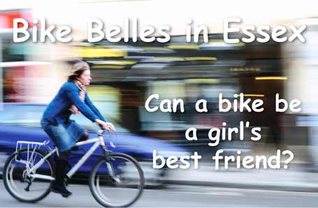 Bike Belles in Essex - Can cycling be a girl's best friend?