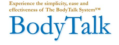 Experience the simplicity, ease and effectiveness of The BodyTalk System™