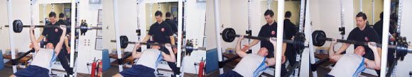 Training for strength and muscle gain