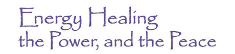 Energy Healing - the Power and the Peace