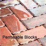 Permeable Blocks