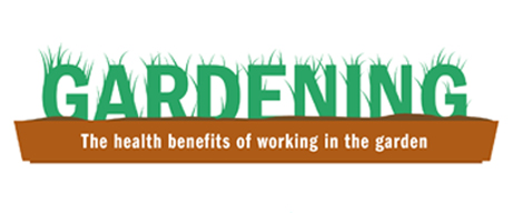The health benefits of working in the garden