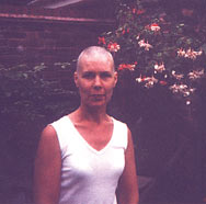 Hazel Scade during Chemotherapy