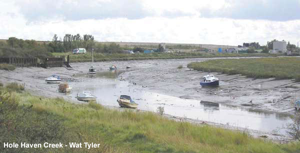 Hole Haven Creek - Wat Tyler