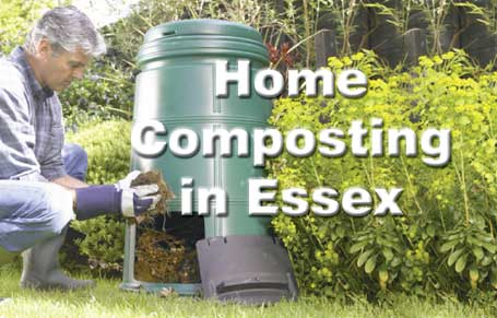 Home composting in Essex
