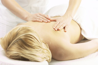 Massage can stretch tissues that could not be stretched in the usual methods