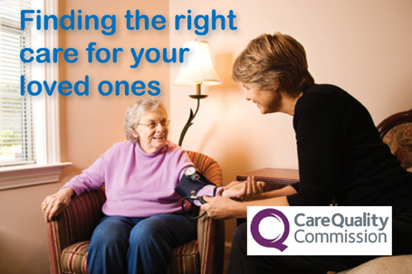 Finding the right care home for your loved ones