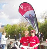 Volunteering: Supporting-HEART-UK-Marathon