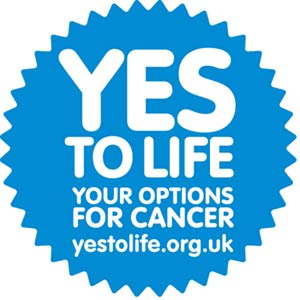 Yes to Life - your options for cancer - yestolife.org.uk