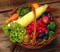 have at least five portions of fruit and vegetables every day