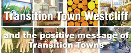 Transition Town Westcliff and the positive message of Transition Towns