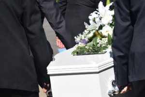 pall bearers at a funeral