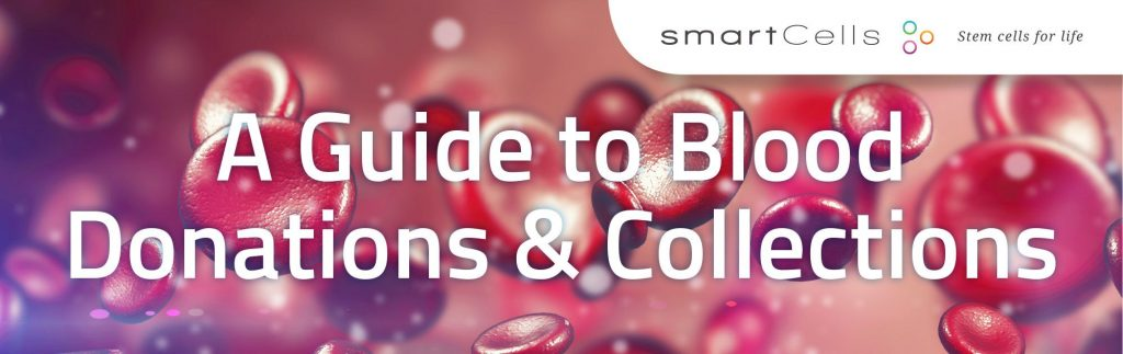 guide to blood donations and collections