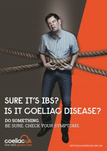 IBS_stomach pain. Is it coeliac disease?