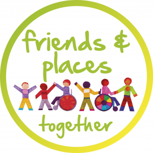 Friends and Places Together logo