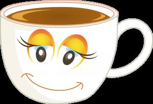 happy cup of tea