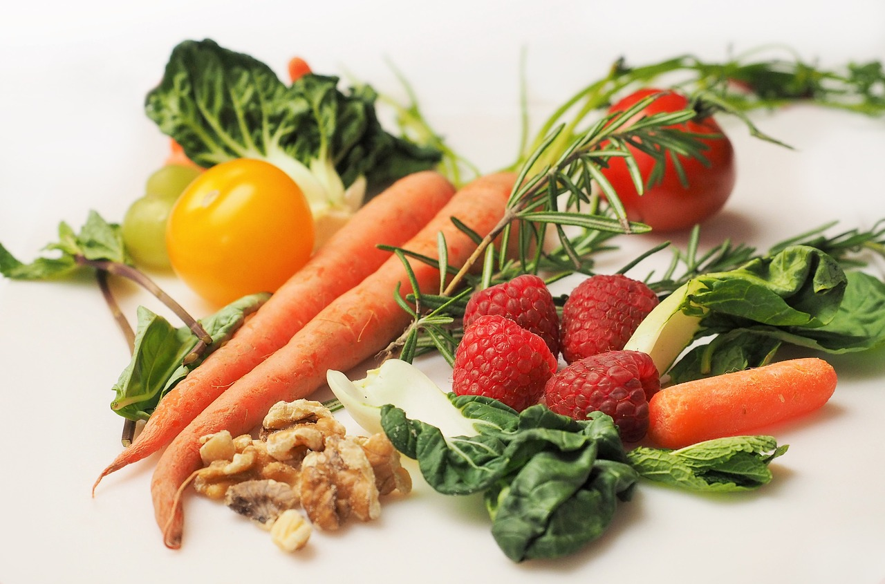 Fruit and veg can help you manage PCOS