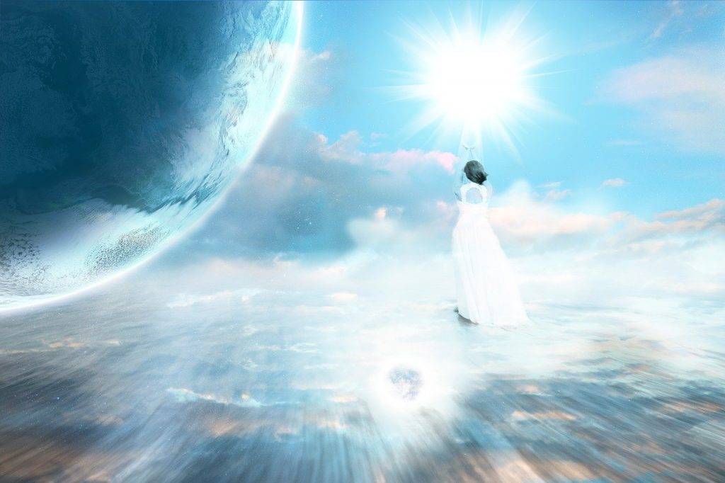 What is Angelic Reiki? A vibrational therapy with attunements given by the Angels