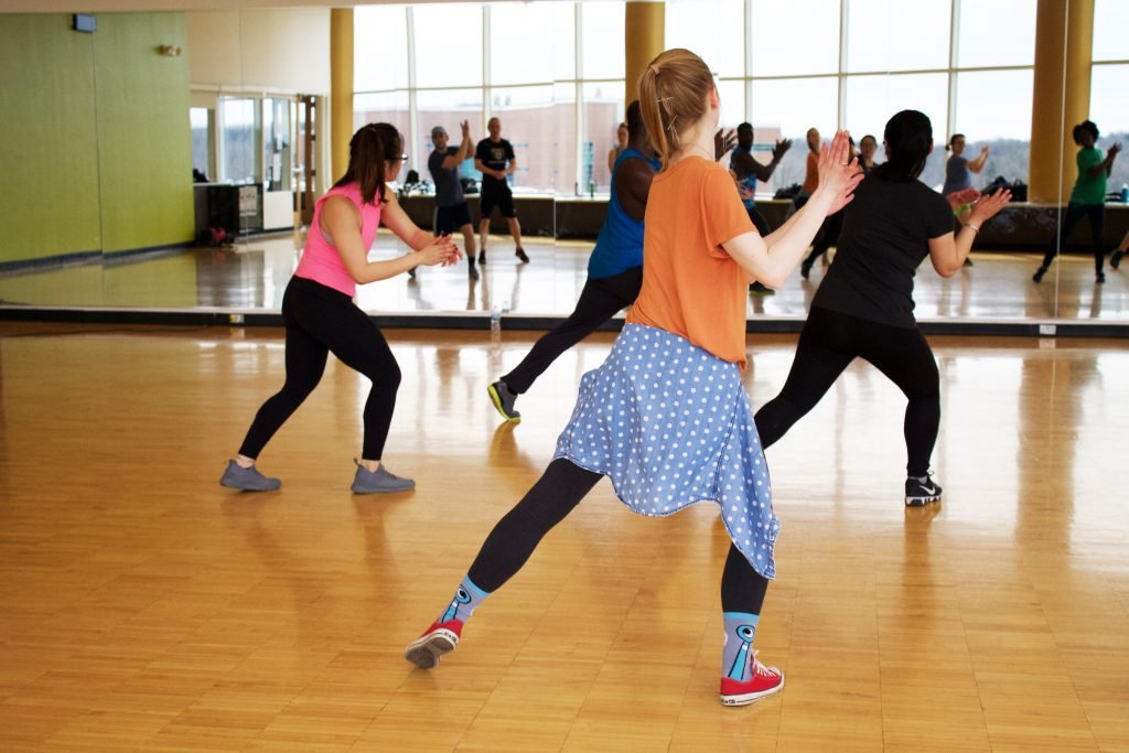 Dance classes can be a great way to get fit the healthy way in 2020