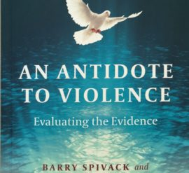 book review: An Antidote to Violence - Evaluating the Evidence