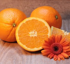Vitamin C can help older people retain muscle mass in later life.