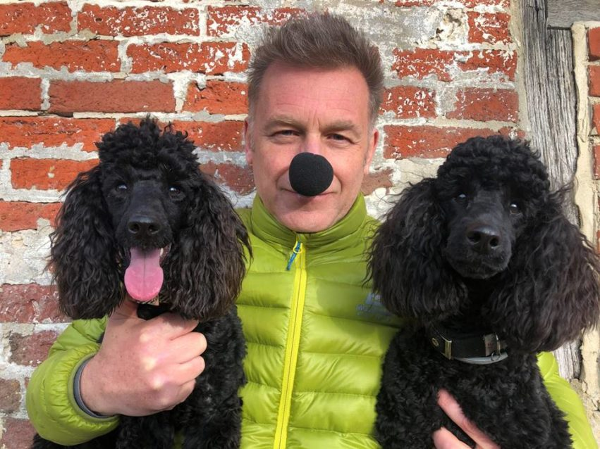 Chris Packham supports Wetnose day
