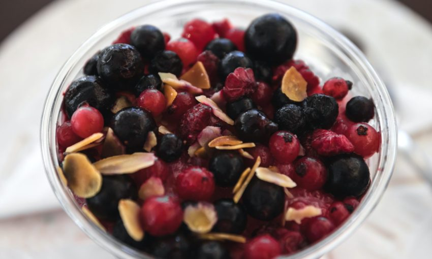 Berries are a very nutrition food to enjoy during pregnancy