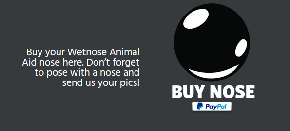 Buy a nose to support Wetnose dayuy a nose to support Wetnose day