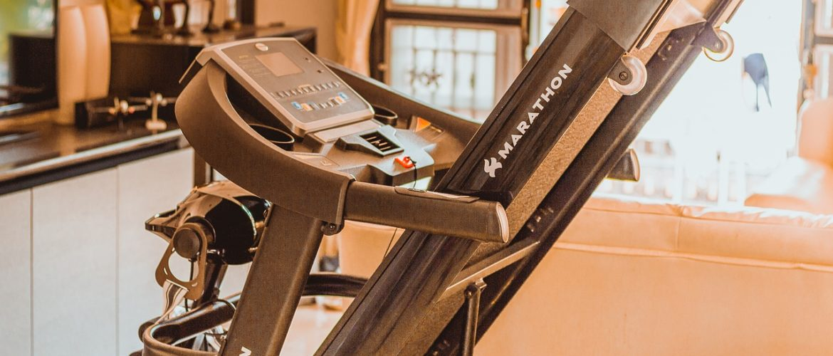 a treadmill could help with maintaining your cardio workout