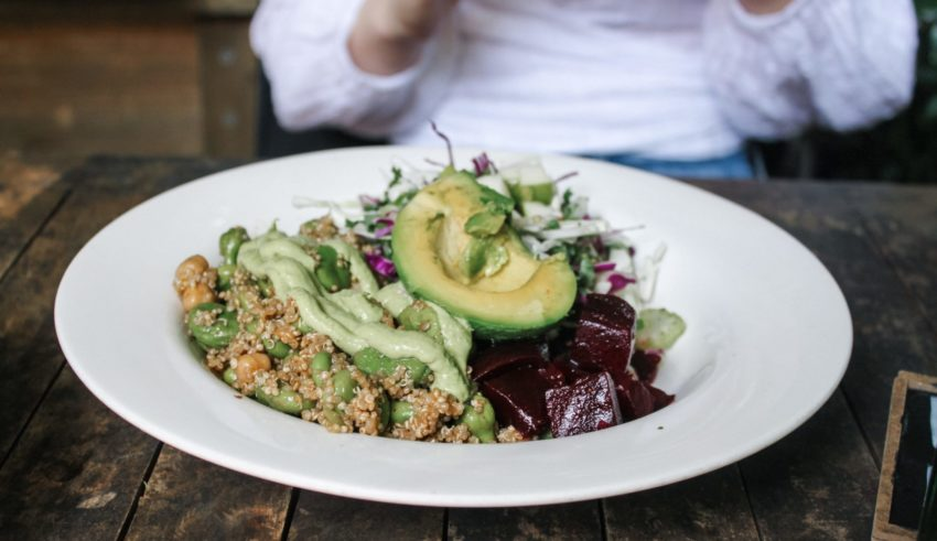 quinoa and avocado are perfect foods to eat during pregnancy
