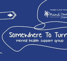 Somewhere to Turn Mental Health Support Group