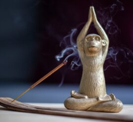 Incense can help you create the perfect meditation atmosphere