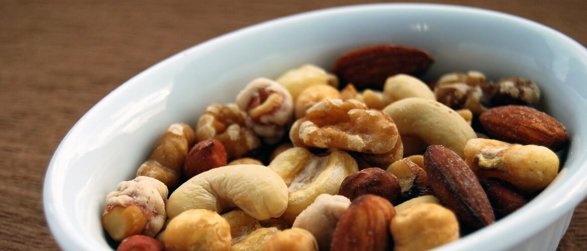 Enjoy more nuts and seeds in your diet