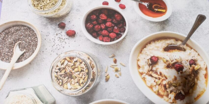 Marlenes power packed nutritional porridge uses the amazing power of whole grains