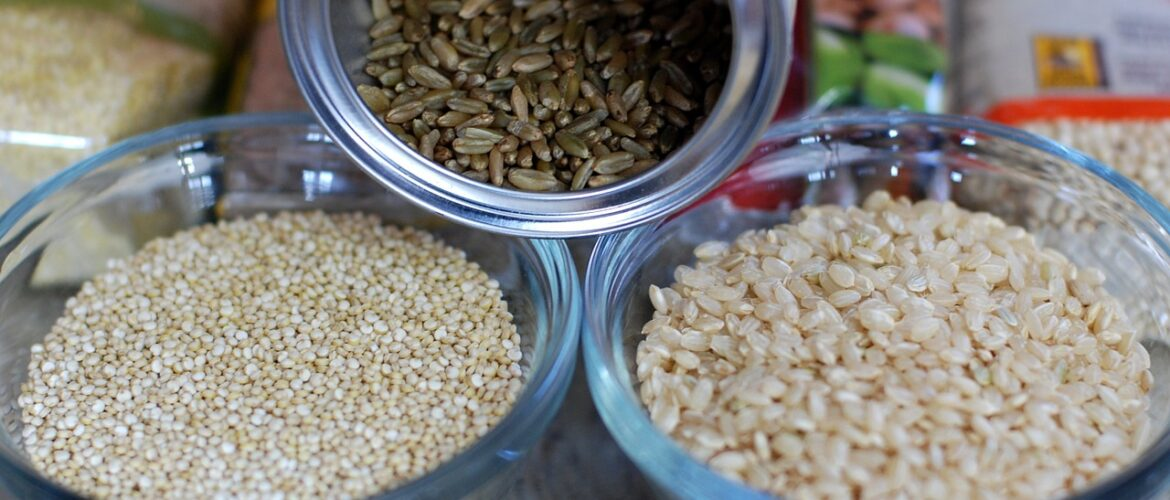 The amazing power of whole grains