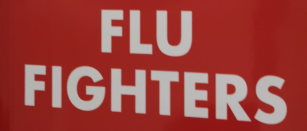 Book Review: Flu Fighters: How to win the cold war by boosting your natural immunity with non-toxic nutrients