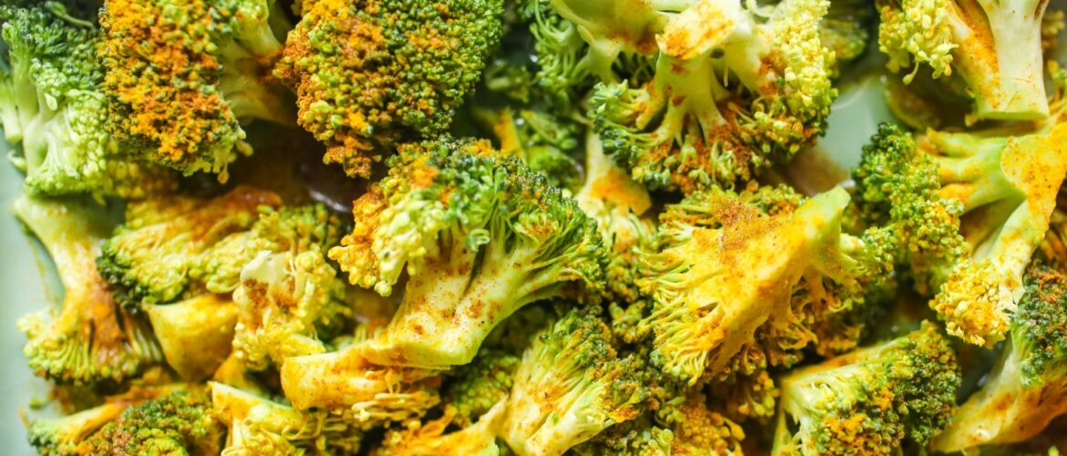 Sesame Ginger Steamed Broccoli is a wonderful Macrobiotic recipe that seasons the broccoli without overpowering its natural taste