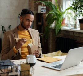 Understanding how to overcome the stresses of working from home