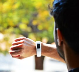 wearable health and fitness devices