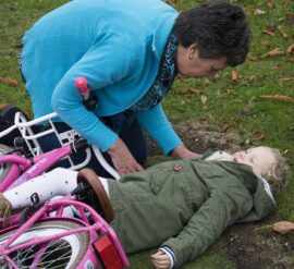 The importance of emergency first aid training
