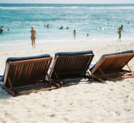 If you are travelling abroad, choose a holiday destination with a low environmental footprint